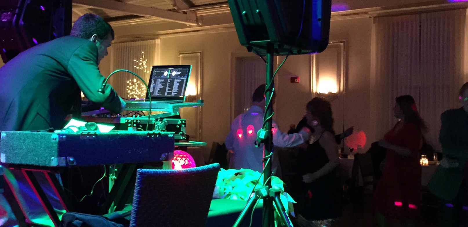 Nantucket DJ Productions Wedding Party Event Music
